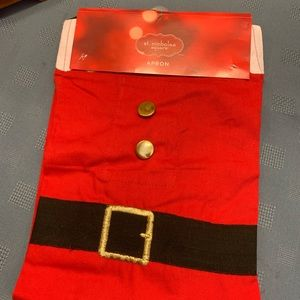 St Nicholas Child's Santa Apron